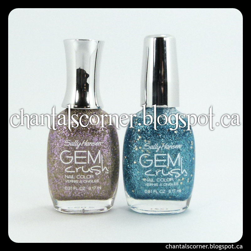 Sally Hansen Gem Crush – Review