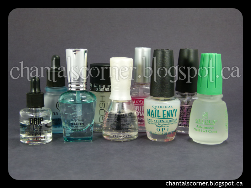 My Nail Products Must-Haves