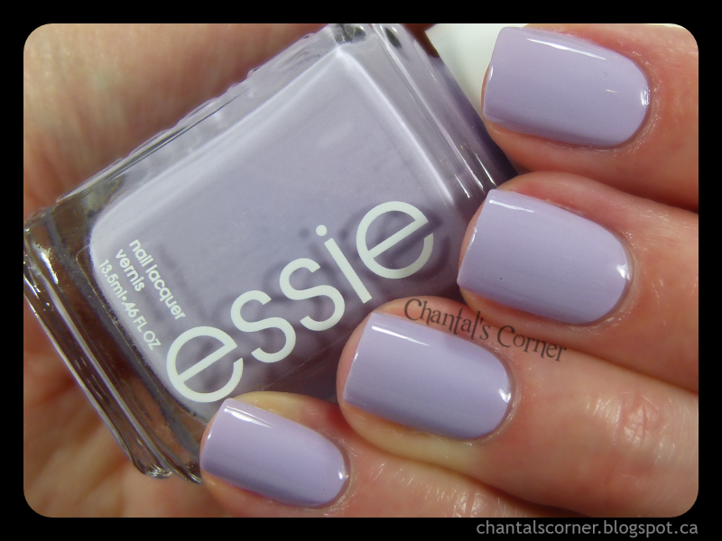 "Essie ""Lilacism"" – Swatches and Review"