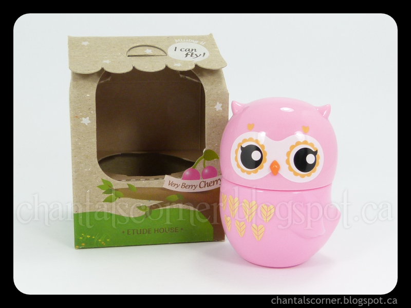 Etude House I Can Fly Eagle Owl Hand Cream – Review