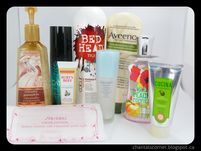 Monthly Empties: May 2013