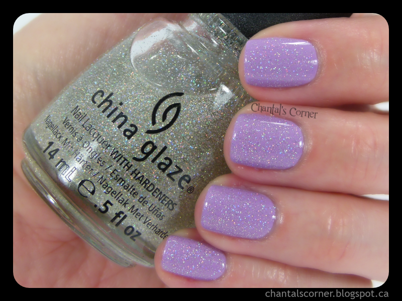 Glitter Topper Fail (Revlon \'\'Celestial FX\'\') and Success (China ...