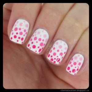 Summer Challenge Polka Dots