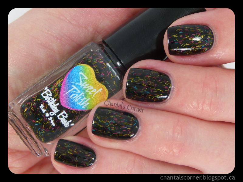 "Sweet Polish ""Birthday Bash"" – Swatches and Review"