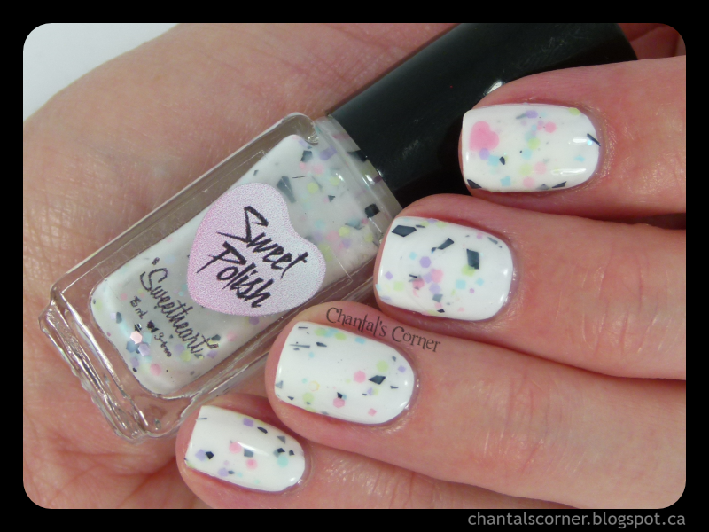 """Sweet Polish """"Sweetheart"""" – Swatches and Review"""