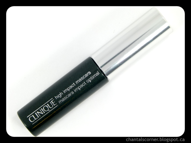 Clinique High Impact Mascara in Black - Review - Chantal's Corner