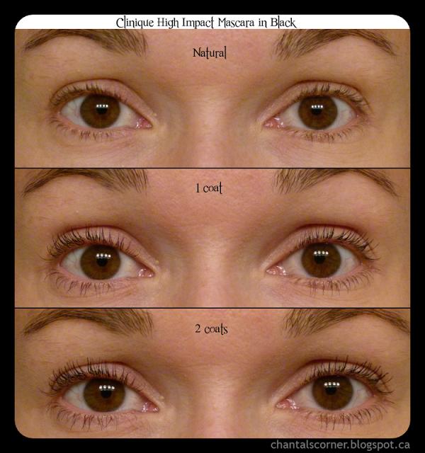 9d9fefec32f Clinique High Impact Mascara in Black - Review - Chantal's Corner