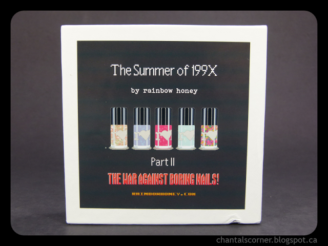 "Rainbow Honey ""The Summer of 199X"" Part 2 – Preview"