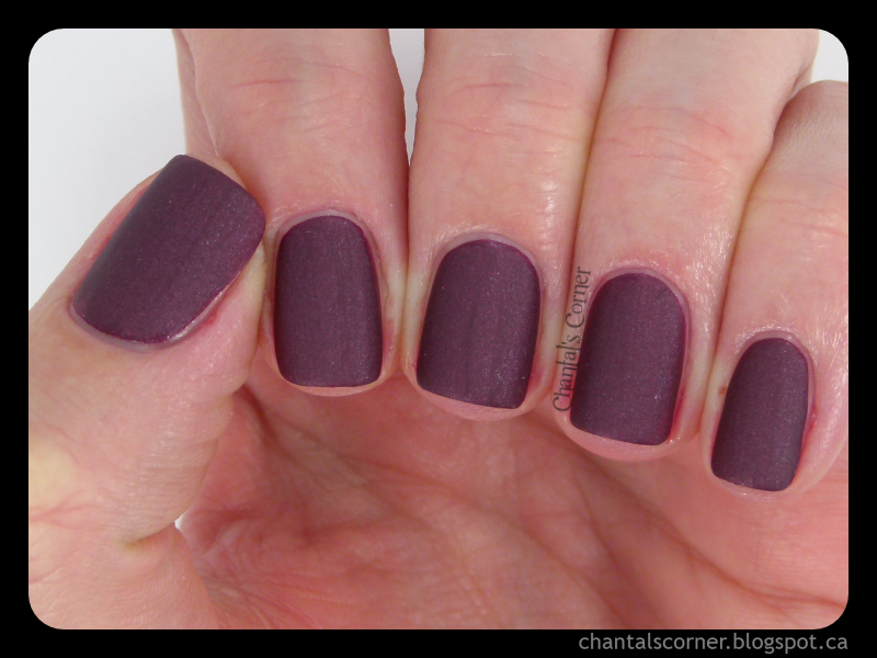 ManGlaze \'\'Fatty\'s Got More Blood\'\' - Swatches and Review - plus a ...