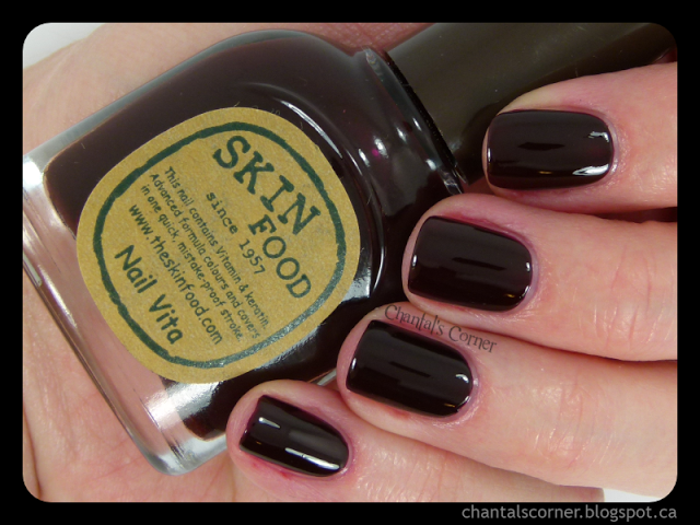 "Skinfood ""Black Cherry"" (RE106) – Swatches and Review"
