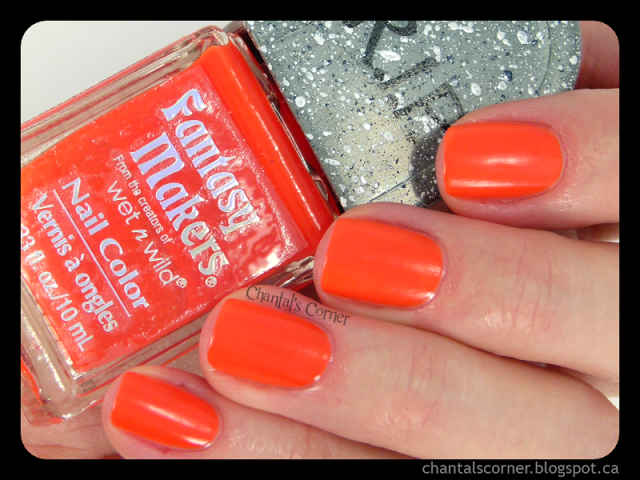 "Wet n Wild Fantasy Makers 2013 ""Ghouls Rush In"" – Swatches and Review"