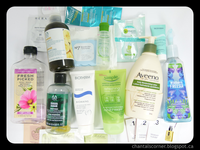 Monthly Empties: October 2013