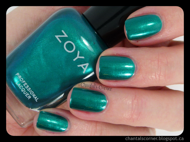 "Zoya ""Giovanna"" – Swatches and Review"