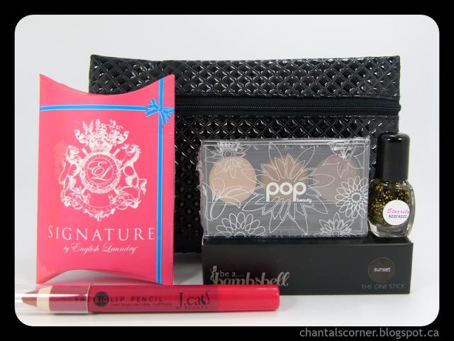 Ipsy Glam Bag: December 2013