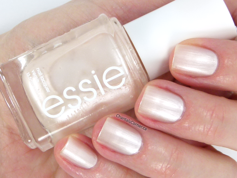 """Essie """"Imported Bubbly"""" – Swatches and Review"""