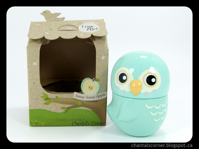 "Etude House ""I Can Fly"" Kakapo Hand Cream – Review"