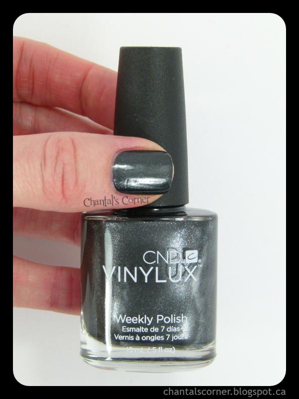 CND Vinylux Overtly Onyx