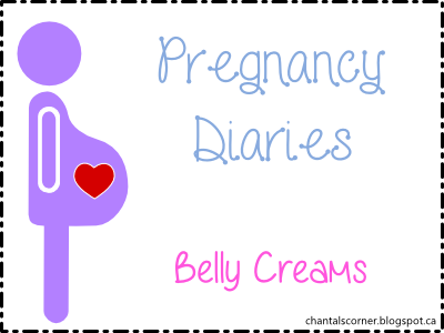 Pregnancy Diaries: Belly Creams