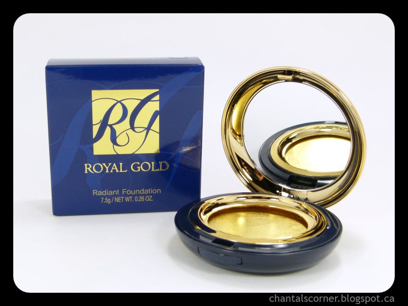 """Royal Gold """"Radiant Foundation"""" in colour 21 – Review"""