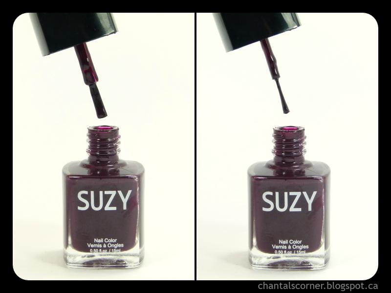 Suzy Shier Nail Polish Colour 31