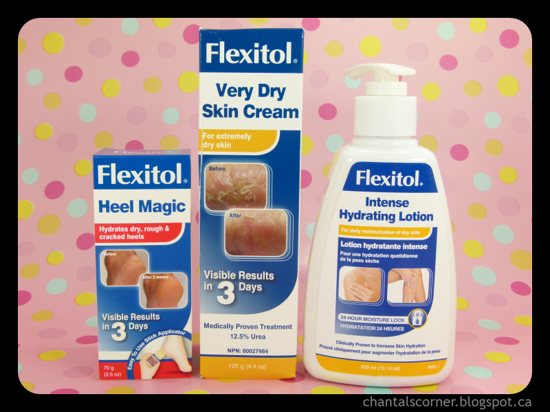 "Flexitol ""Heel Magic"", ""Very Dry Skin Cream"" and ""Intense Hydrating Lotion"" – Review"