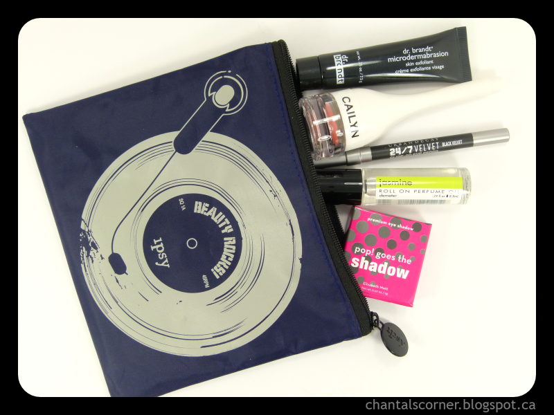 Ipsy Glam Bag: April 2014