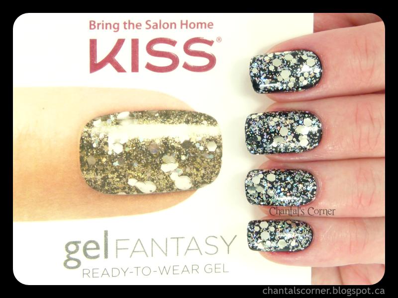 KISS Gel Fantasy Nails in Freshen Up - Review - Chantal\'s Corner