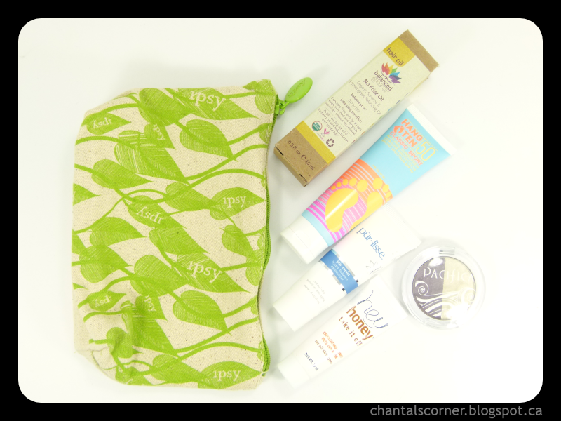 Ipsy Glam Bag: May 2014