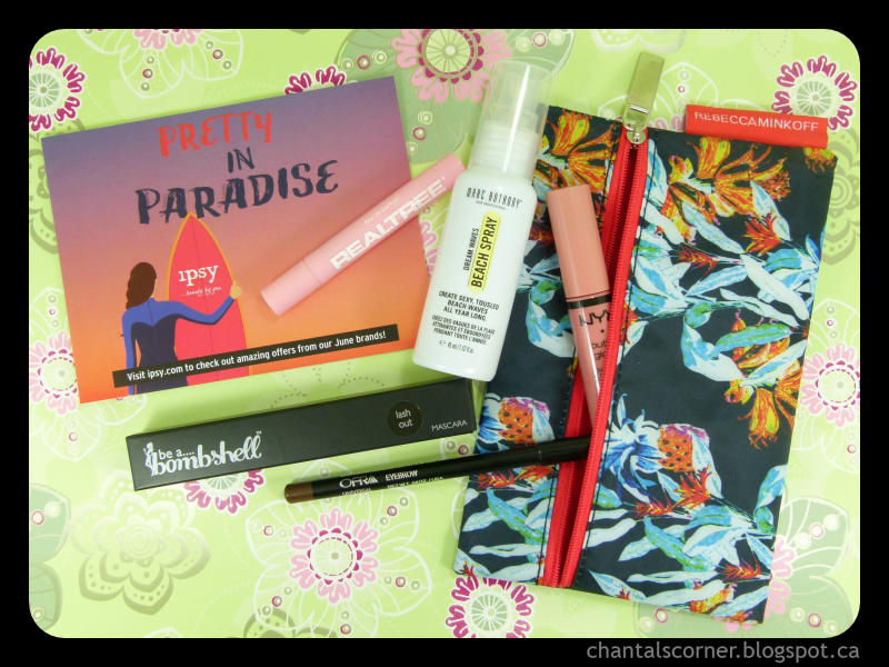 Ipsy Glam Bag: June 2014 – with Unboxing Video