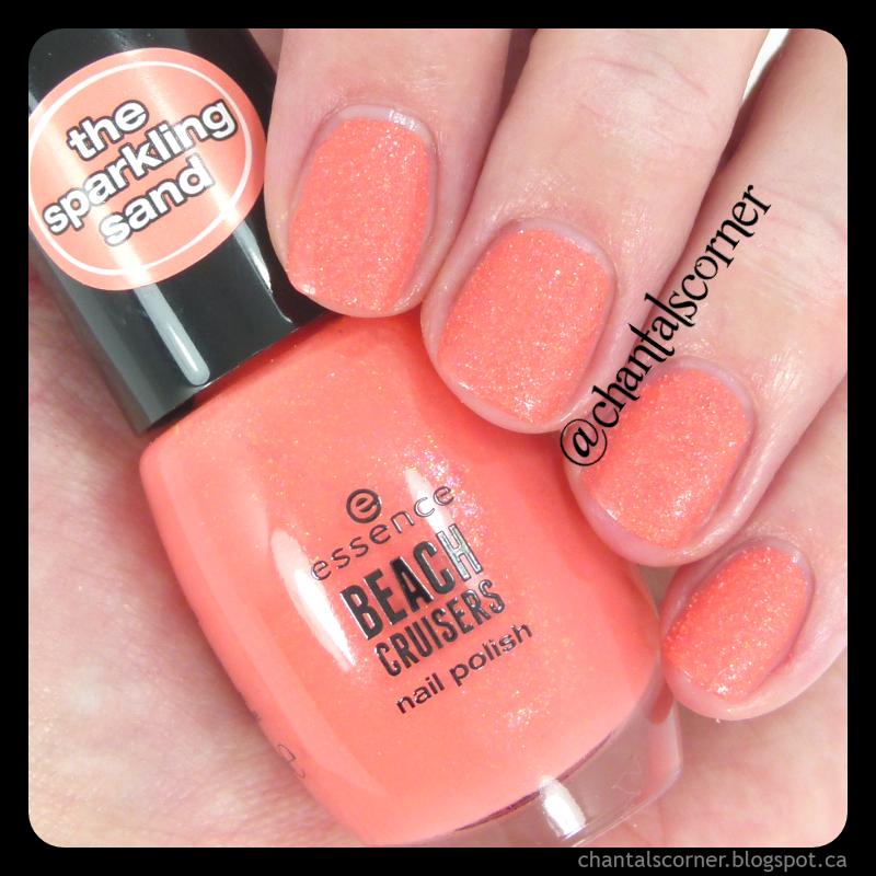 essence beach cruisers nail polish girls just wanna have sun!