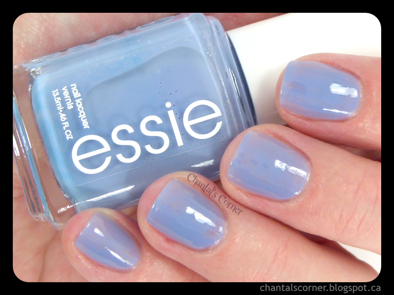 """essie """"lapiz of luxury"""" nail polish – swatches and review"""