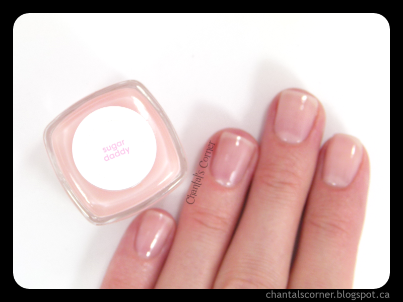 Nice Sheer Pink Nail Polish French Manicure Adornment - Nail Art ...