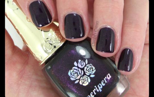 peripera nail polish luxury purple pp107
