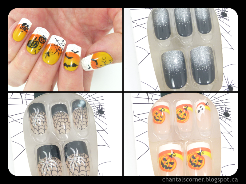 Broadway Nails imPRESS Press-Ons for Halloween - Chantal's ...