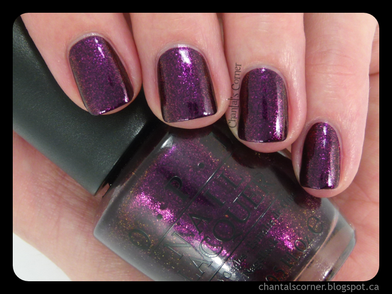 "OPI ""Chatters Me Up"" Nail Polish – Swatches and Review"