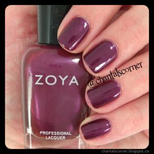 Zoya Kierra Nail Polish