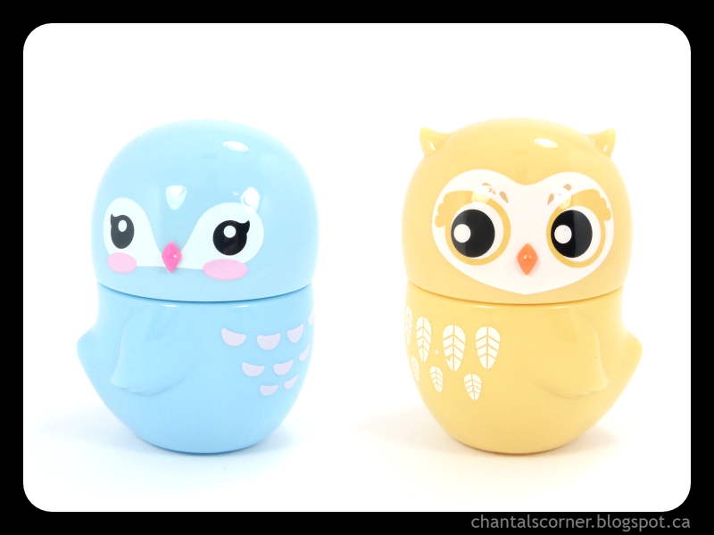 "Etude House ""I Can Fly"" Cerulean Warbler and Eastern Grass Owl Hand Creams – Review"