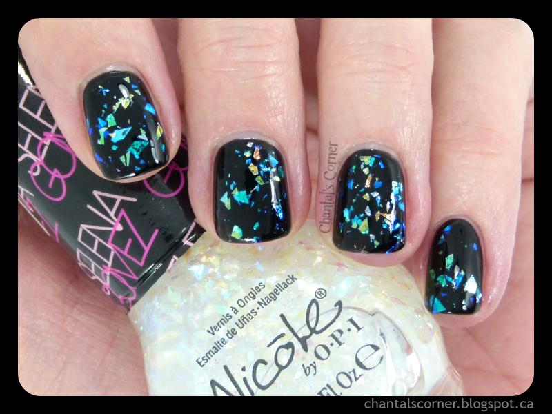 "Nicole by OPI ""Heavenly Angel"" Nail Polish – Swatches and Review"