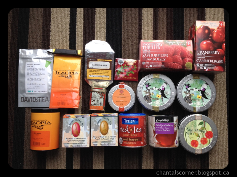 Tea Empties: Vol II
