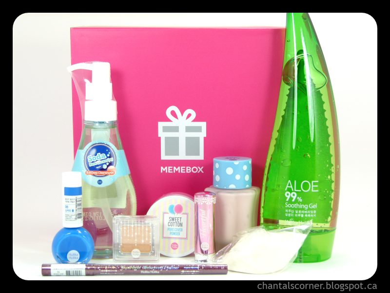 Memebox: Superbox #67 Holika Holika – with unboxing video!