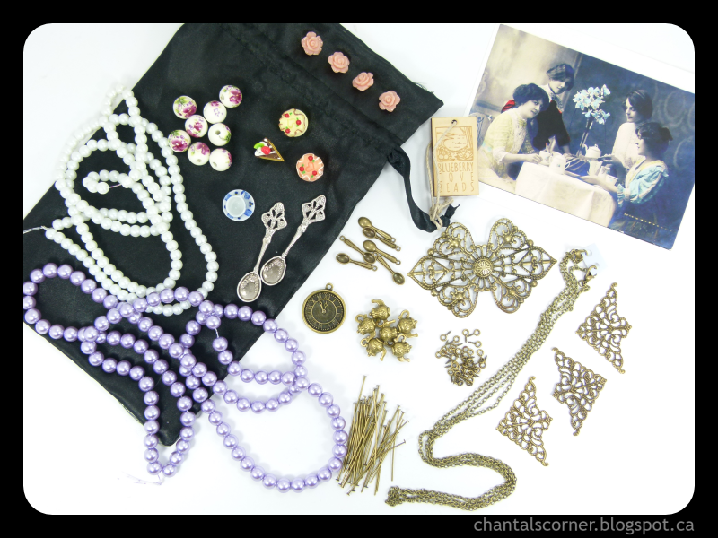 Blueberry Cove Beads: February 2015 – with unboxing video!