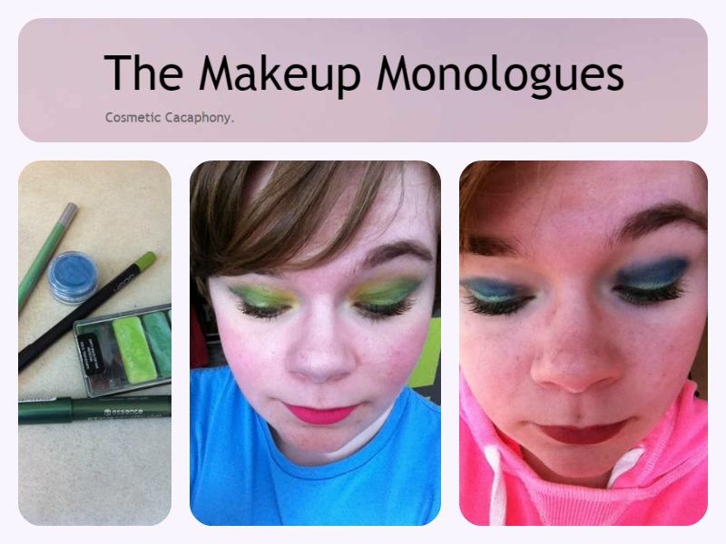 Guest Post: Megan from Makeup Monologues - Chantal's Corner
