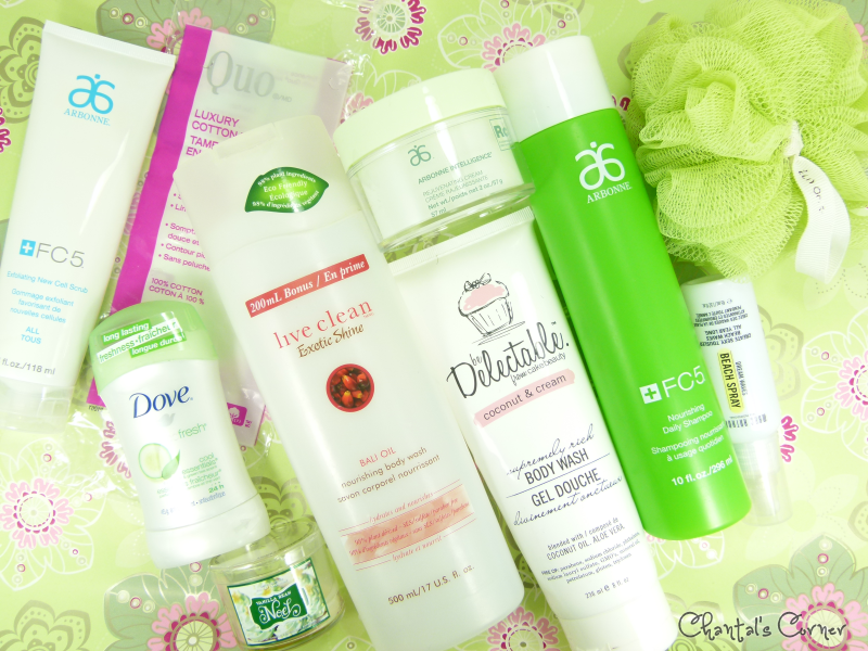 Monthly Empties: March 2015