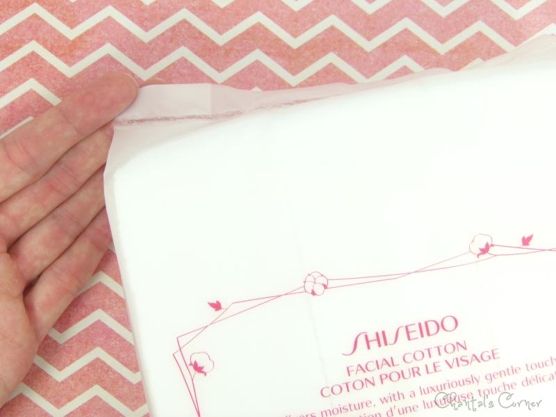 Shiseido Facial Cotton vs Quo Luxury Facial Cotton Pads