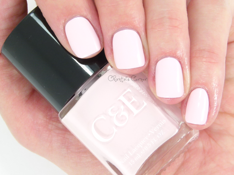 Crabtree & Evelyn Nail Polish in Peony – Swatches and Review