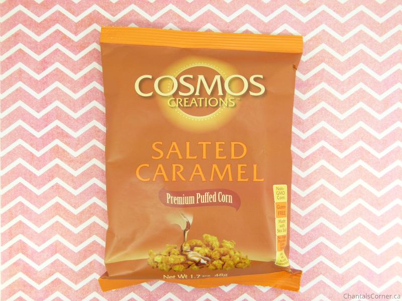 FabFitFun Spring 2015 Cosmos Creations Premium Puffed Corn