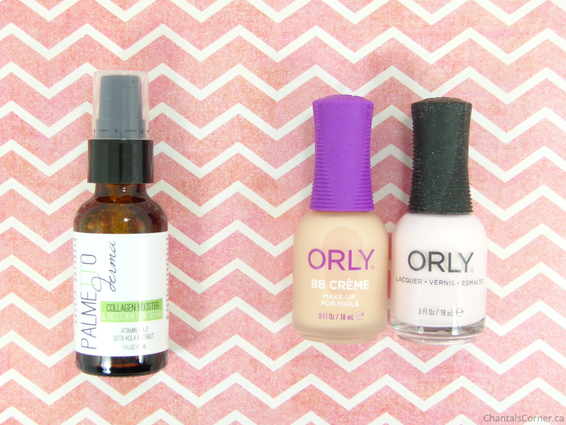 FabFitFun Spring 2015 palmetto serum and orly