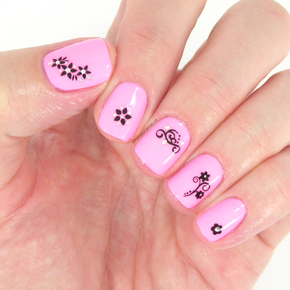 essence nail art stickers - Chantal\'s Corner
