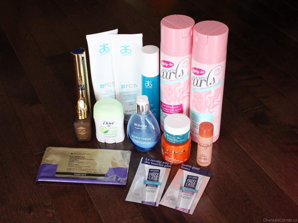 Monthly Empties: May 2015