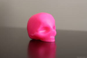 Rebels Refinery Capital Vices Skull Lip Balm in Luxuria Passion Fruit